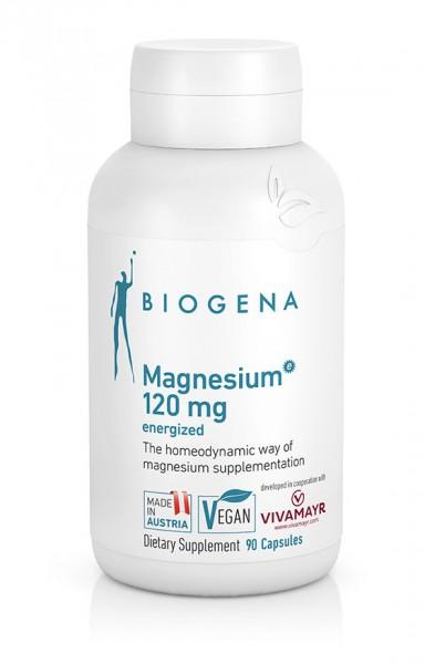 Magnesium 120 mg energized