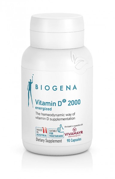 Vitamin D 2000 energized