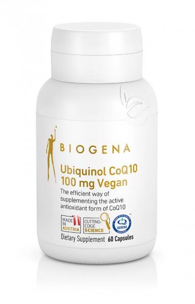 Ubiquinol CoQ10 100 mg Vegan GOLD