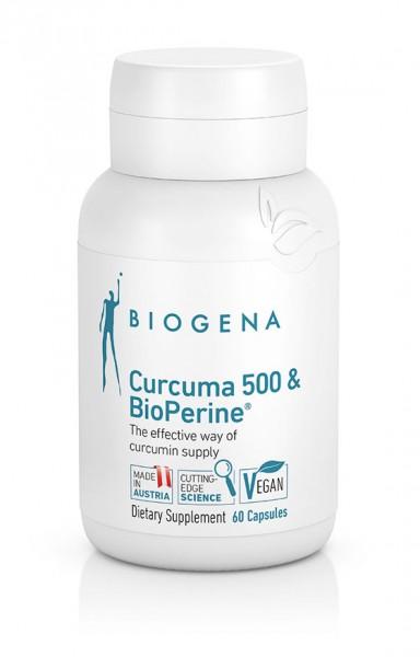 Curcuma 500 & BioPerine®