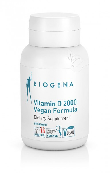 Biogena Vitamin D 2000 Vegan Formula